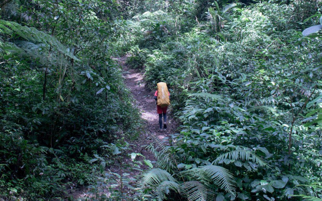 Gunung Lawu Serta Sebuah Harapan Kecil Tentang Masa Tua